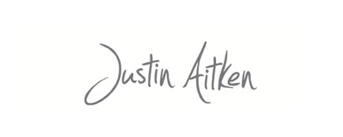 Justin Aitken Logo