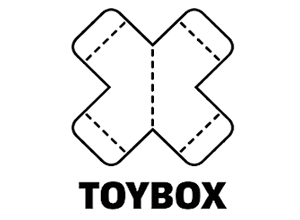 Toybox: High Performance Network Storage Logo